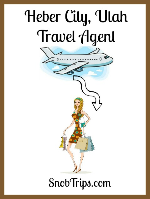 travel agents in heber city, ut