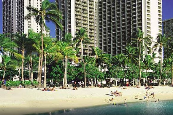 marriott resort waikiki hawaii