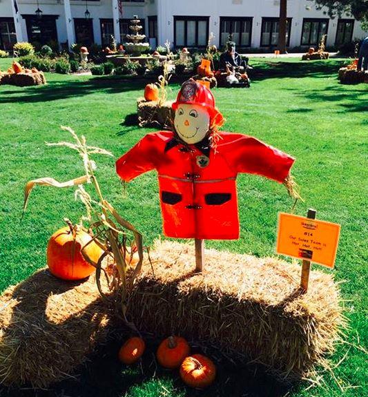 homestead resort scarecrow festival