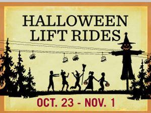 sundance halloween lift ride