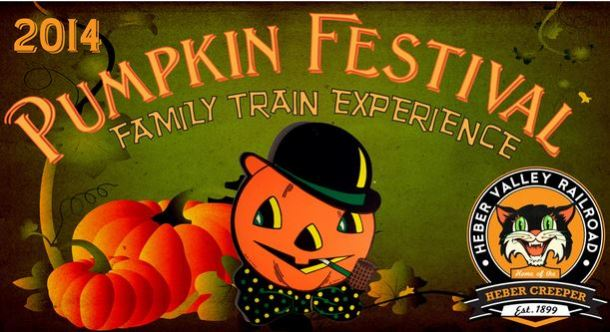 heber valley pumpkin festival