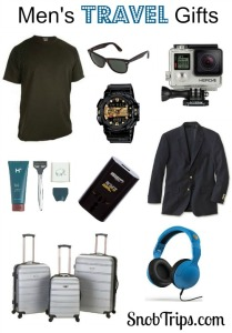 Mens Travel Gifts 2014