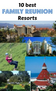 10 Best Resorts for Family Reunions