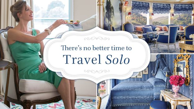 Europe River Cruises For Single Travelers Without Upcharge Snob - Solo cruises