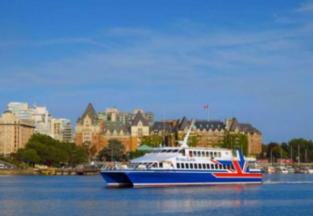 ferry getaways from Seattle
