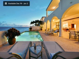 Christmas Beach Homes and Villas for Rent