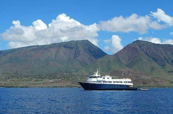 hawaii cruise on small ships