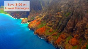 Save $100 on Hawaii Packages
