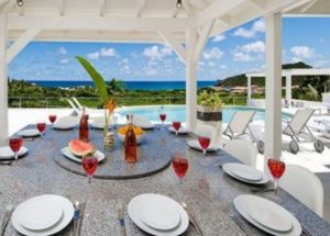 Large St Martin Beach Villa
