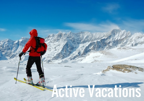 active luxury vacations