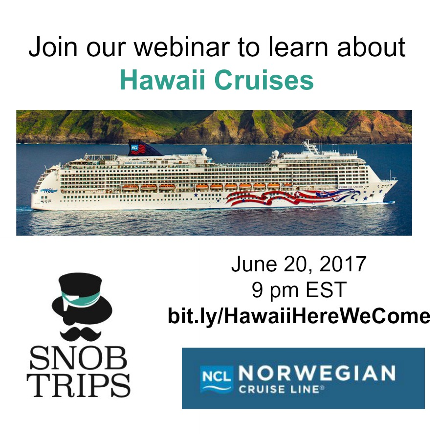 learn about Hawaii cruises