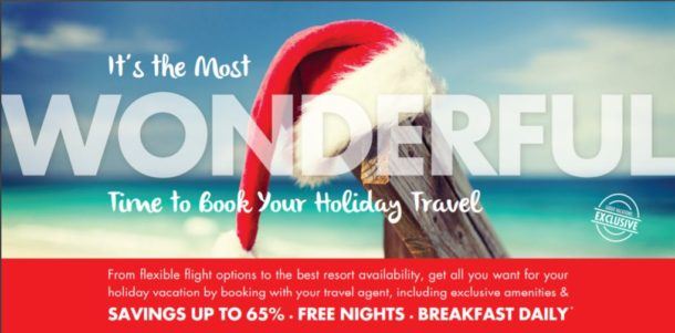 holiday travel deals