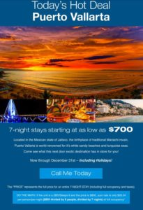Travel Deal of the Day: Puerto Vallarta