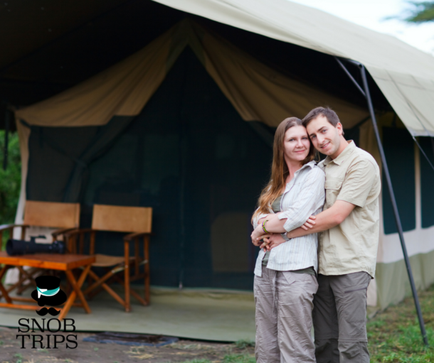 honeymoon safaris in tents